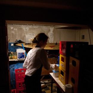 Katja, 20 jaar, Restaurant Rijsel, Amsterdam.